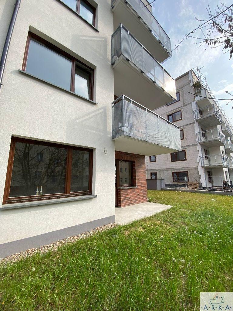 Mieszkanie trzypokojowe na wynajem Szczecin, Śródmieście-Centrum  43m2 Foto 2