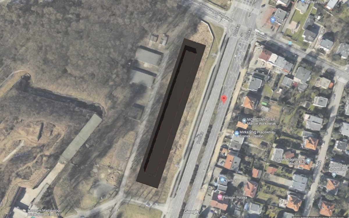 Działka budowlana na sprzedaż Poznań, Jeżyce, Ogrody, korzystan cena, dobra inwestycja  6959m2 Foto 3