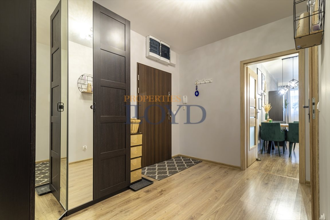 Mieszkanie trzypokojowe na sprzedaż Wrocław, Psie Pole, Zakładowa  65m2 Foto 12