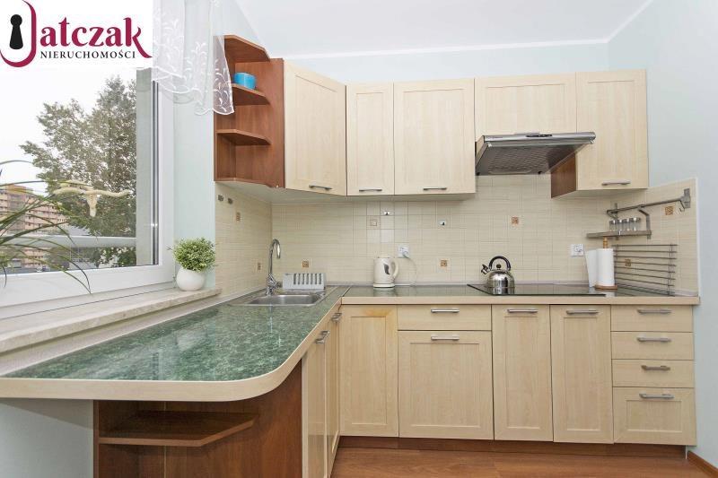 Mieszkanie dwupokojowe na wynajem Gdańsk, Przymorze, Marina Primore, DĄBROWSZCZAKÓW  52m2 Foto 4