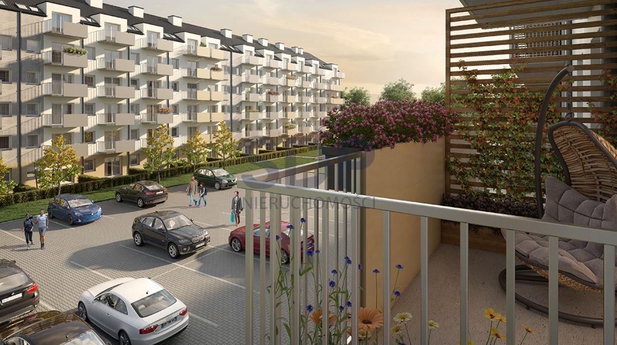 Mieszkanie trzypokojowe na sprzedaż Wrocław, Krzyki, Wojszyce, Buforowa  48m2 Foto 6