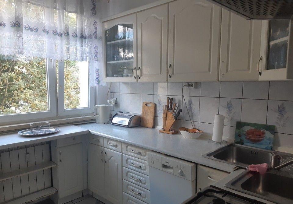 Mieszkanie czteropokojowe  na wynajem Wrocław, Psie Pole, Bezpieczna/Różanka  90m2 Foto 1