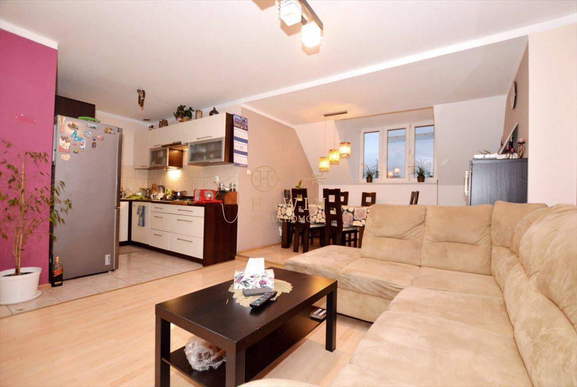 Mieszkanie trzypokojowe na sprzedaż Wysoka, Lipowa Chabrowa  55m2 Foto 4