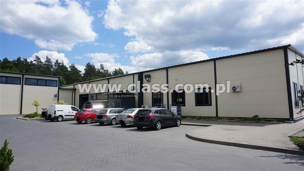 Lokal użytkowy na sprzedaż Brzoza  2510m2 Foto 2