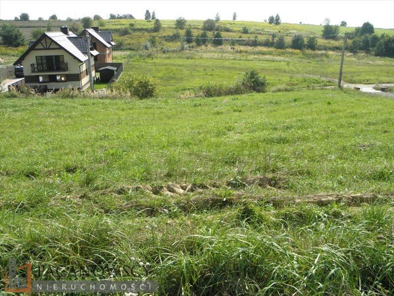 Działka budowlana na sprzedaż Tomaszowice  988m2 Foto 5