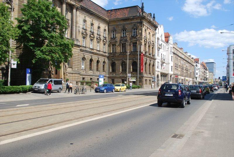 Lokal użytkowy na sprzedaż Wrocław, Krzyki, Piłsudskiego  118m2 Foto 2