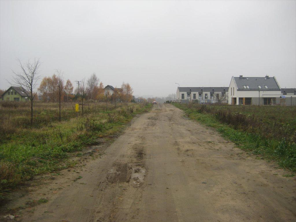 Działka budowlana na sprzedaż Kobylnica, Jaśminowa  1299m2 Foto 1