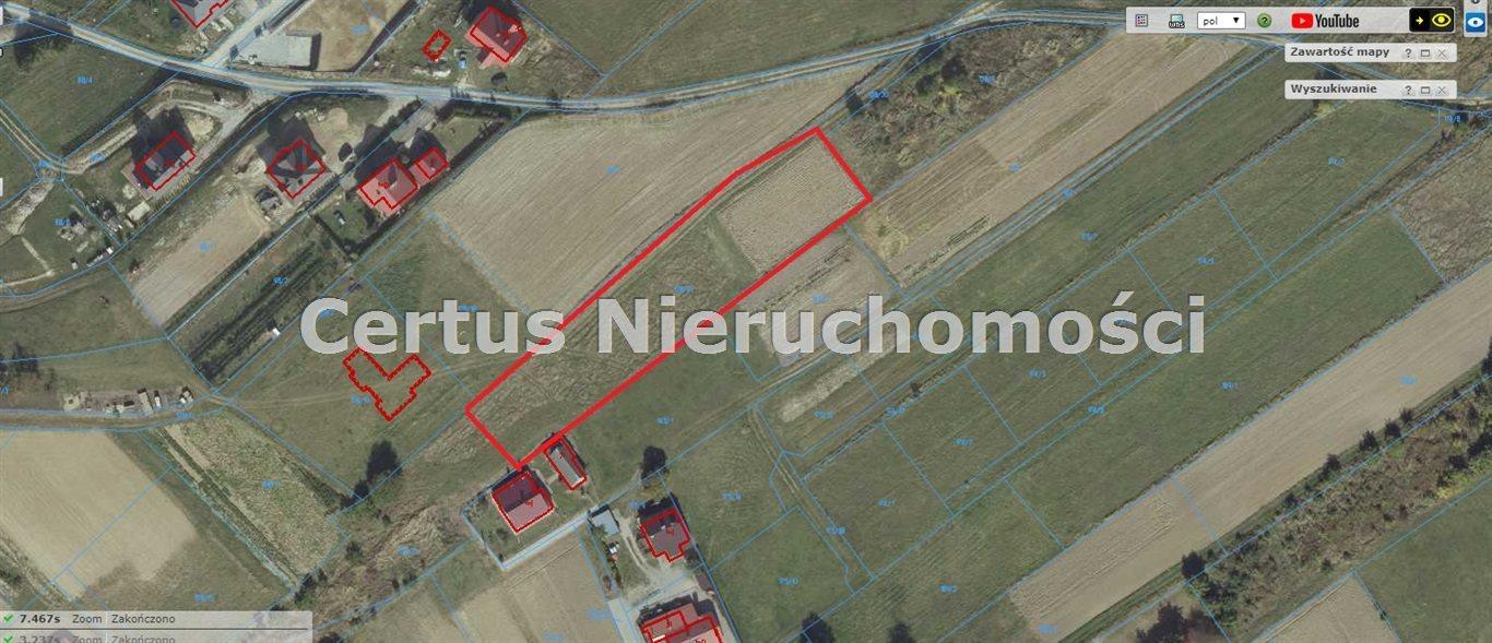Działka budowlana na sprzedaż Rzeszów, Matysówka  4600m2 Foto 9