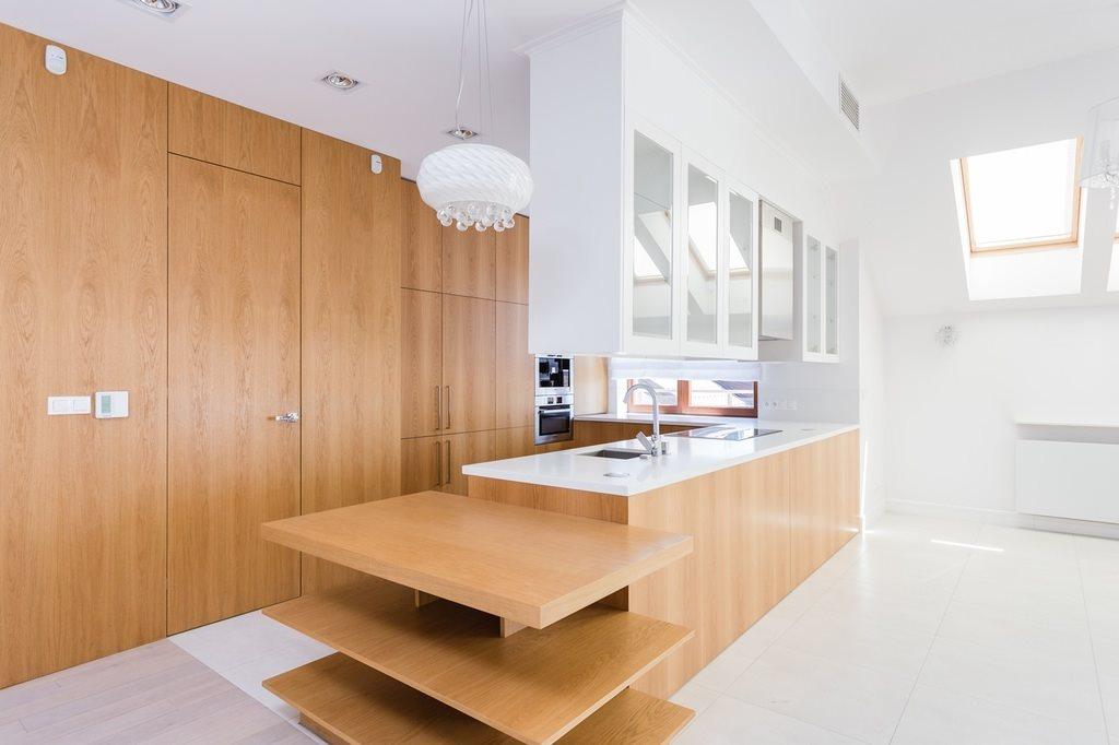 Mieszkanie czteropokojowe  na wynajem Warszawa, Wilanów, Rotmistrzowska  180m2 Foto 2