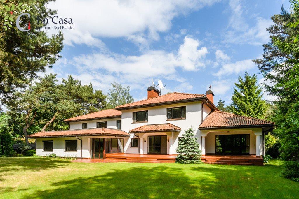 Dom na wynajem Konstancin-Jeziorna  630m2 Foto 1