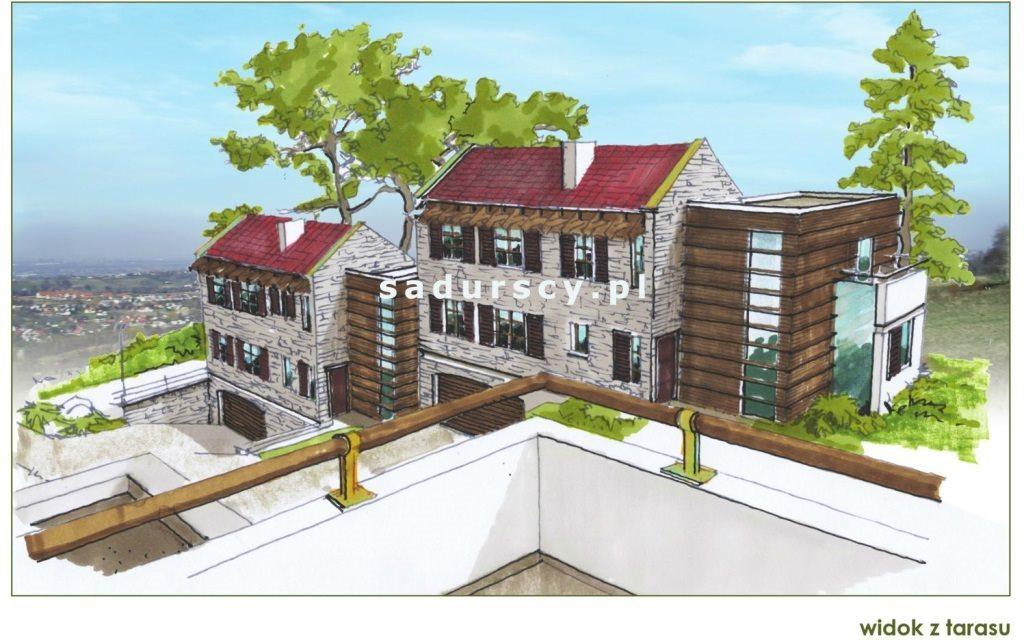 Działka budowlana na sprzedaż Wieliczka, Grabówki  3514m2 Foto 1