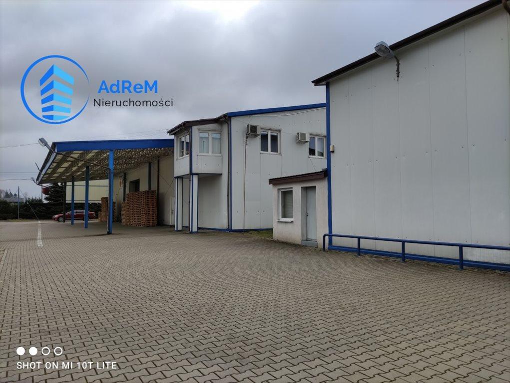 Działka przemysłowo-handlowa na sprzedaż Janówek  38000m2 Foto 7