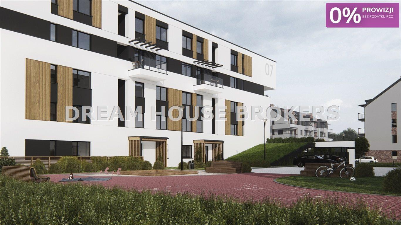 Mieszkanie trzypokojowe na sprzedaż Rzeszów, Drabinianka, Makuszyńskiego  57m2 Foto 3