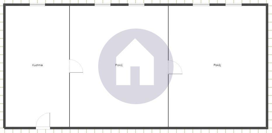 Mieszkanie dwupokojowe na sprzedaż Nowa Ruda  38m2 Foto 8