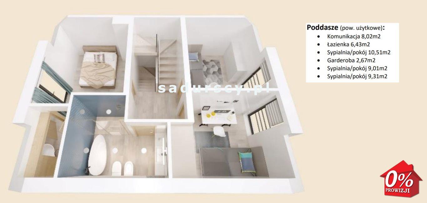 Dom na sprzedaż Wielka Wieś, Modlniczka, Modlniczka, Dworska - okolice  100m2 Foto 4