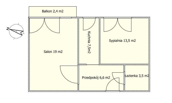 Mieszkanie dwupokojowe na sprzedaż Warszawa, Bemowo, Fort Bema  50m2 Foto 11