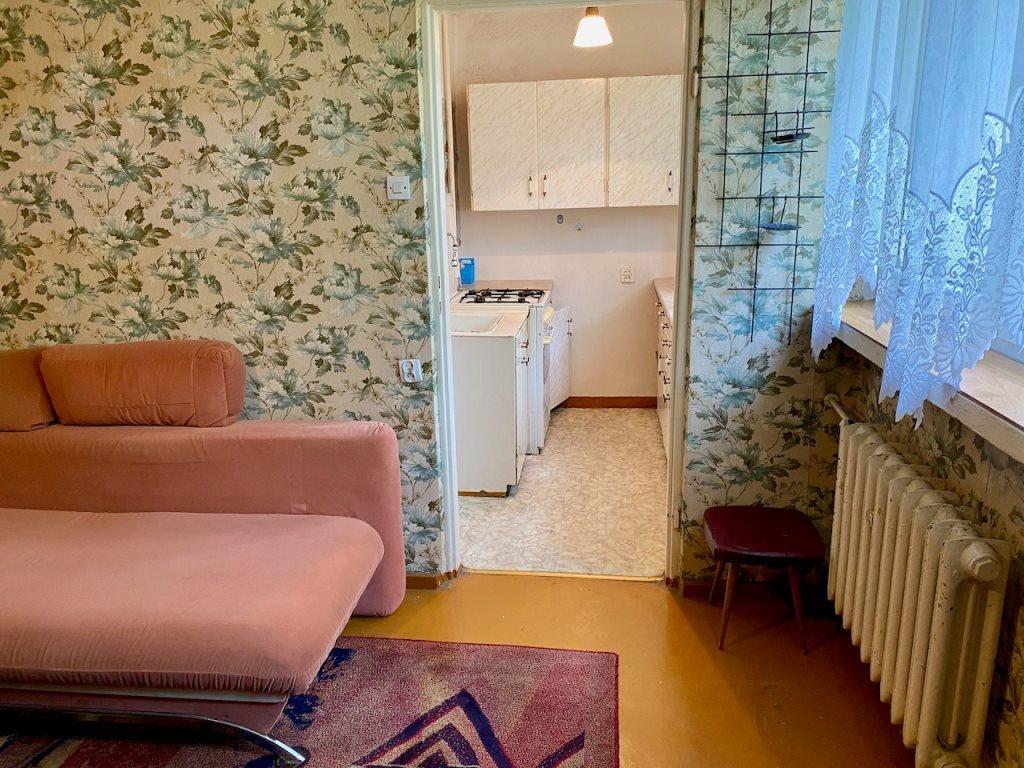 Mieszkanie dwupokojowe na sprzedaż Łódź, Górna, Dąbrowa, Felińskiego  36m2 Foto 5