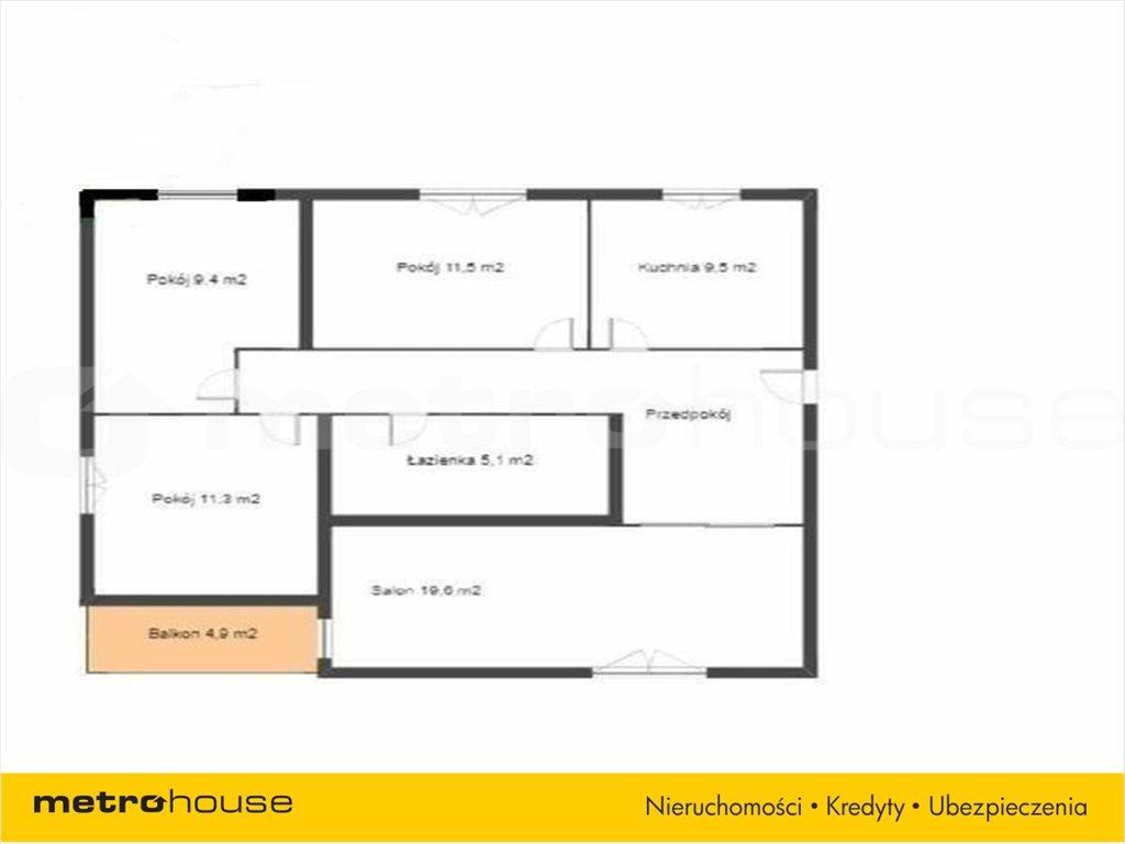 Mieszkanie czteropokojowe  na sprzedaż Lublin, Konstantynów, Ułanów  82m2 Foto 13