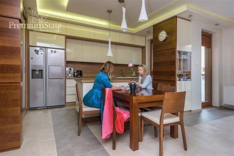 Mieszkanie czteropokojowe  na sprzedaż Gdańsk, Brzeźno, Nadmorski Dwór, NADMORSKI DWÓR  125m2 Foto 12
