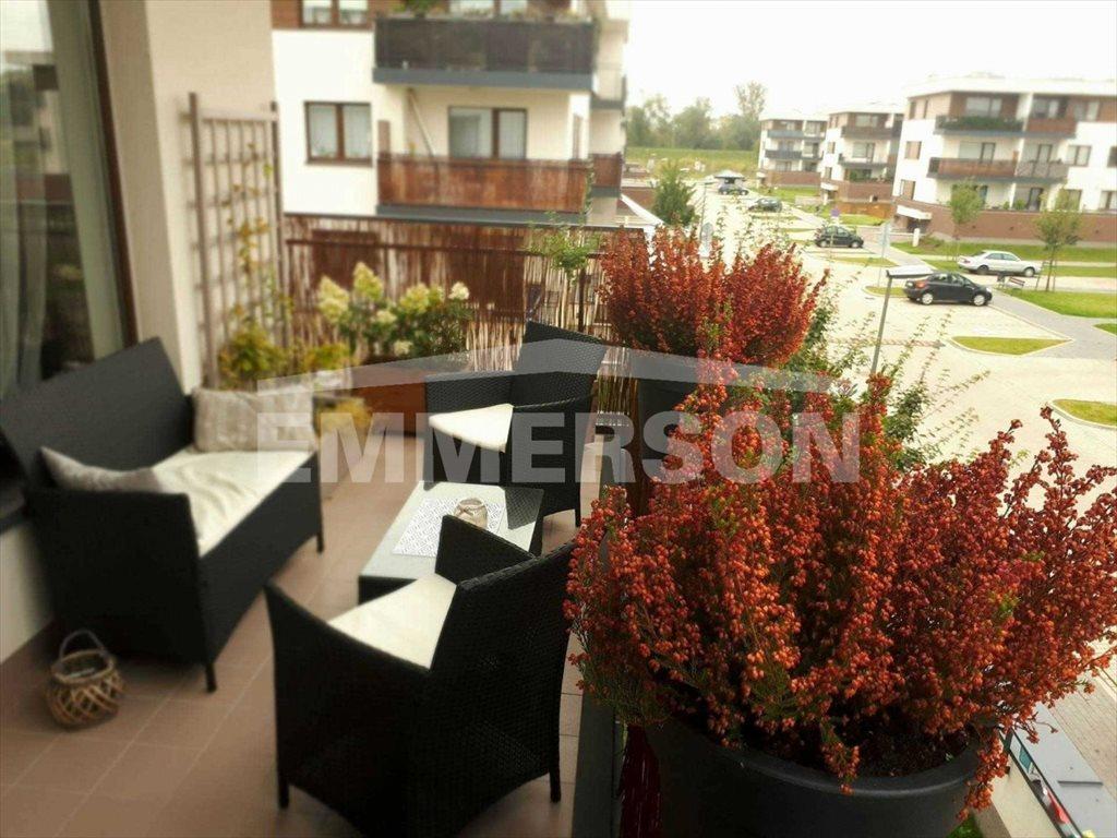 Mieszkanie dwupokojowe na sprzedaż Warszawa, Wilanów, Bruzdowa  45m2 Foto 7