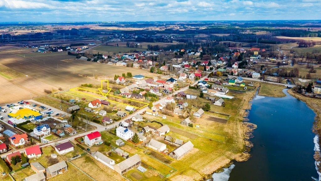 Działka budowlana na sprzedaż Turośń Kościelna, Lipowa  2400m2 Foto 6