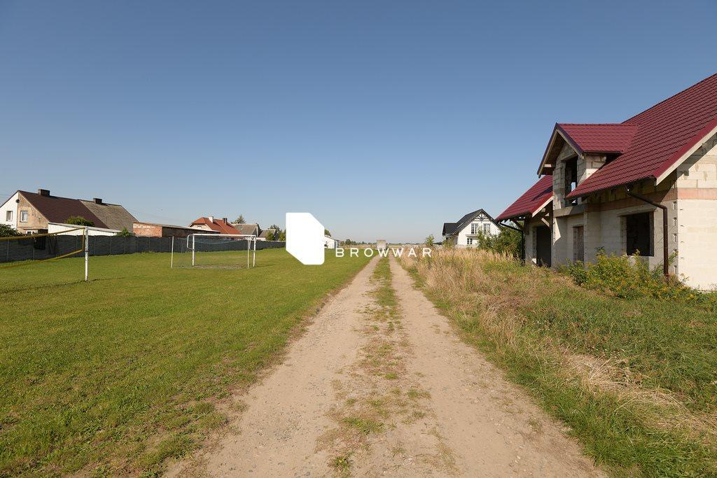 Działka budowlana na sprzedaż Pacholewo  1108m2 Foto 3