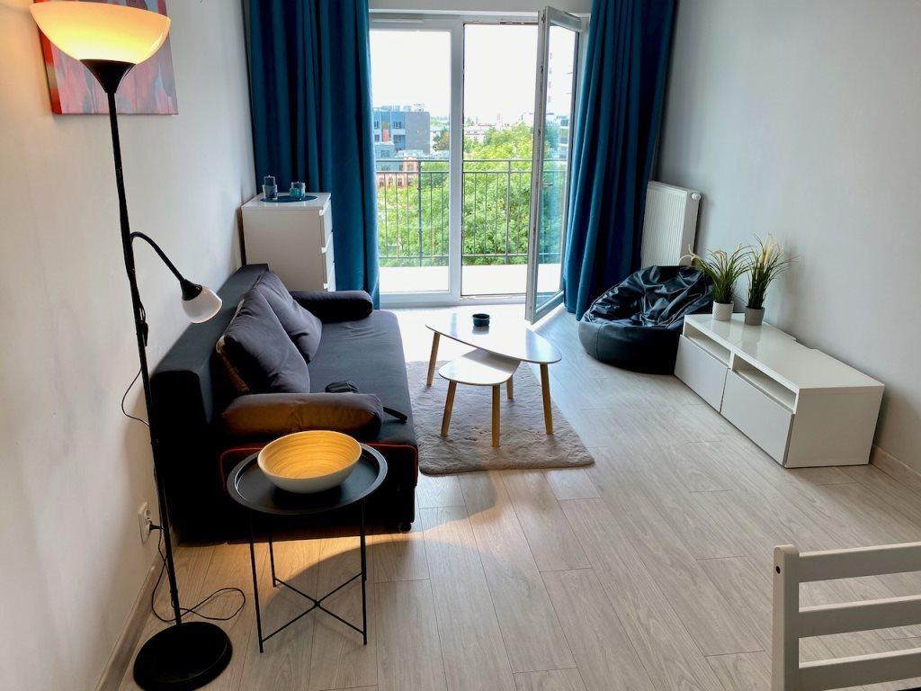 Mieszkanie dwupokojowe na wynajem Łódź, Śródmieście, Śródmieście, Gdańska  48m2 Foto 3