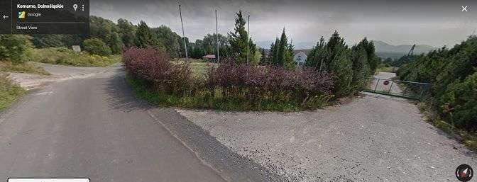Działka budowlana na sprzedaż Komarno, Widokowa  1077m2 Foto 9