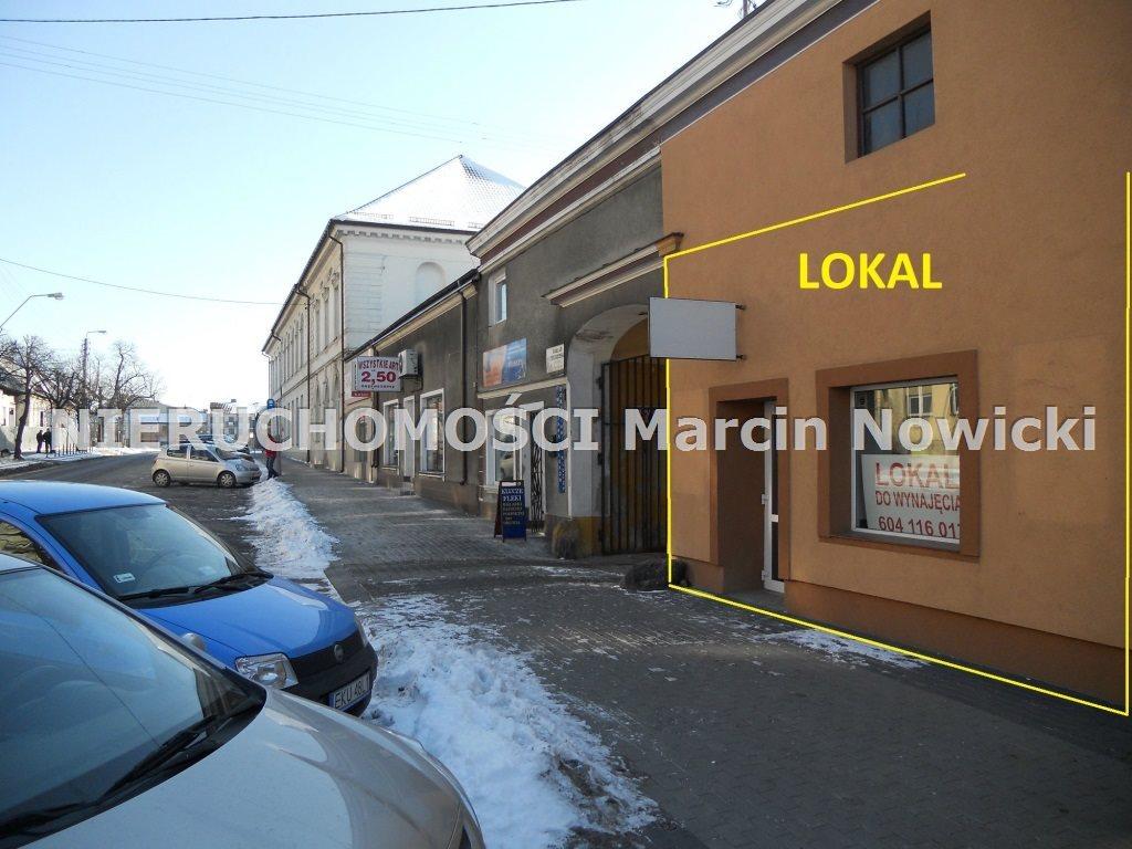 Lokal użytkowy na wynajem Kutno, Narutowicza  35m2 Foto 1