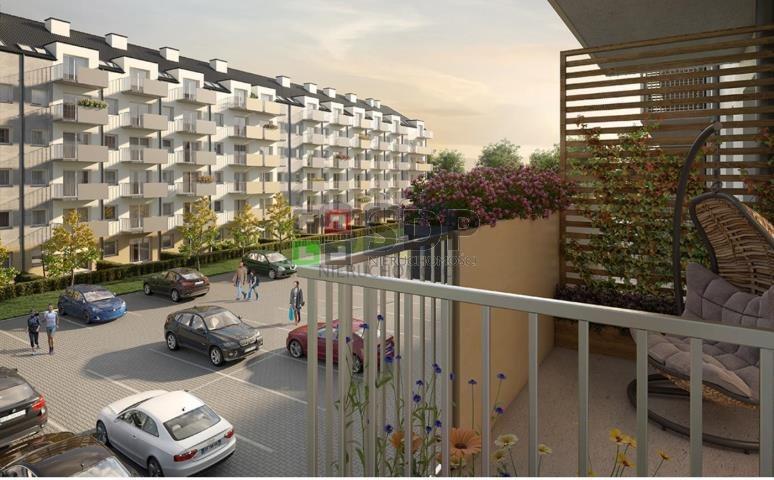 Mieszkanie dwupokojowe na sprzedaż Wrocław, Krzyki, Jagodno  37m2 Foto 3