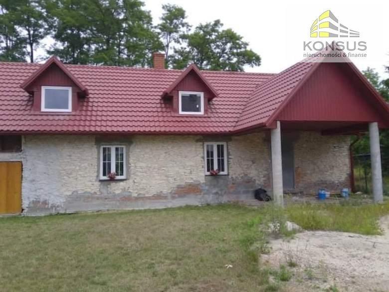Działka rolna na sprzedaż Staniowice  1700m2 Foto 1