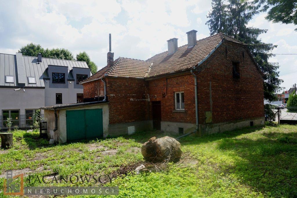 Działka budowlana pod dzierżawę Kraków, Prądnik Biały  1200m2 Foto 1