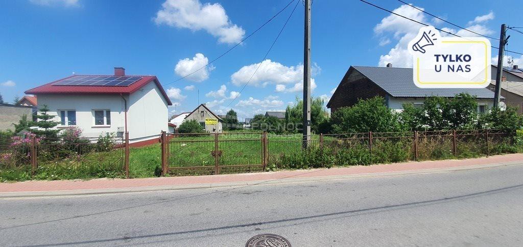 Działka budowlana na sprzedaż Sierosławice  1400m2 Foto 1