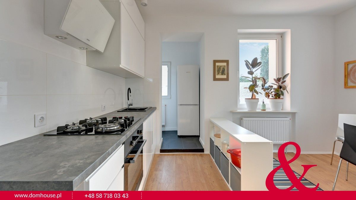 Mieszkanie dwupokojowe na sprzedaż Gdańsk, Przeróbka, Siennicka  54m2 Foto 5