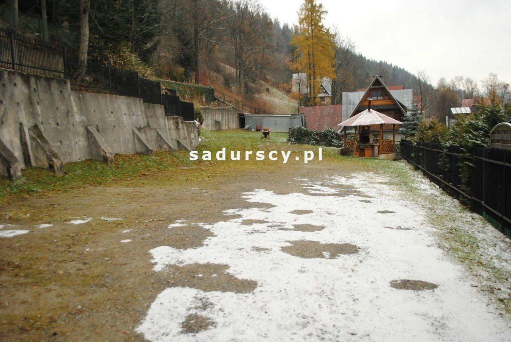 Działka budowlana na sprzedaż Zakopane, Walowa Góra  2400m2 Foto 5