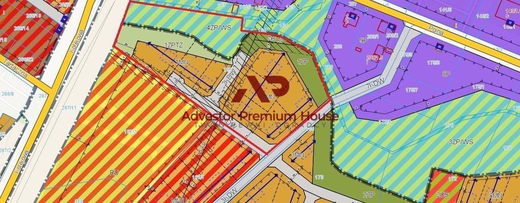 Działka budowlana na sprzedaż Murowana Goślina, Zagłoby  17545m2 Foto 4