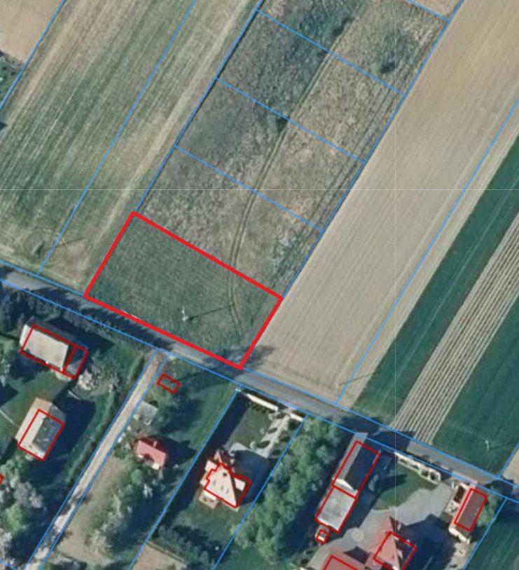 Działka budowlana na sprzedaż Krasieniec Stary  1370m2 Foto 5
