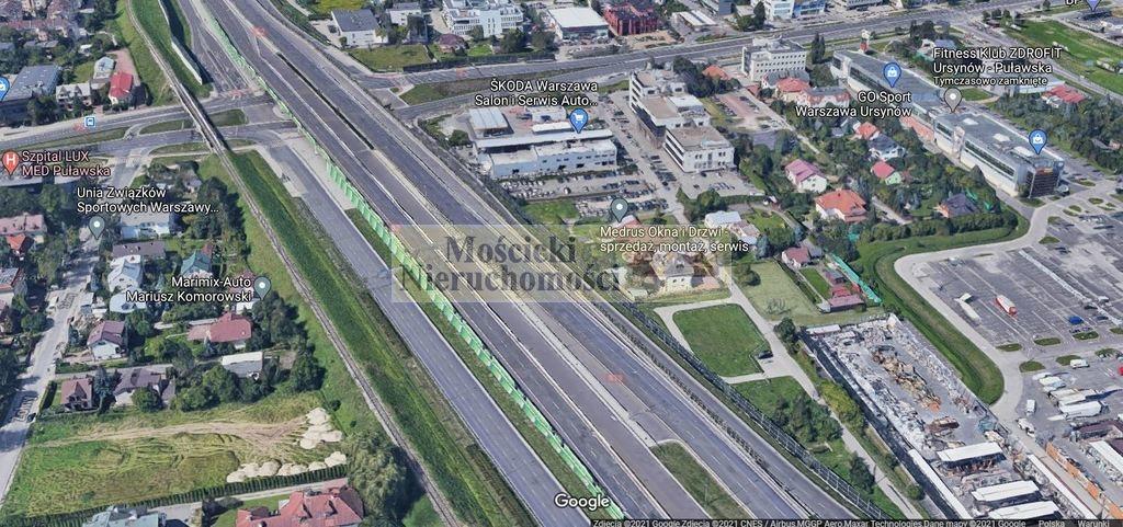Działka inwestycyjna na sprzedaż Warszawa, Ursynów  536m2 Foto 2