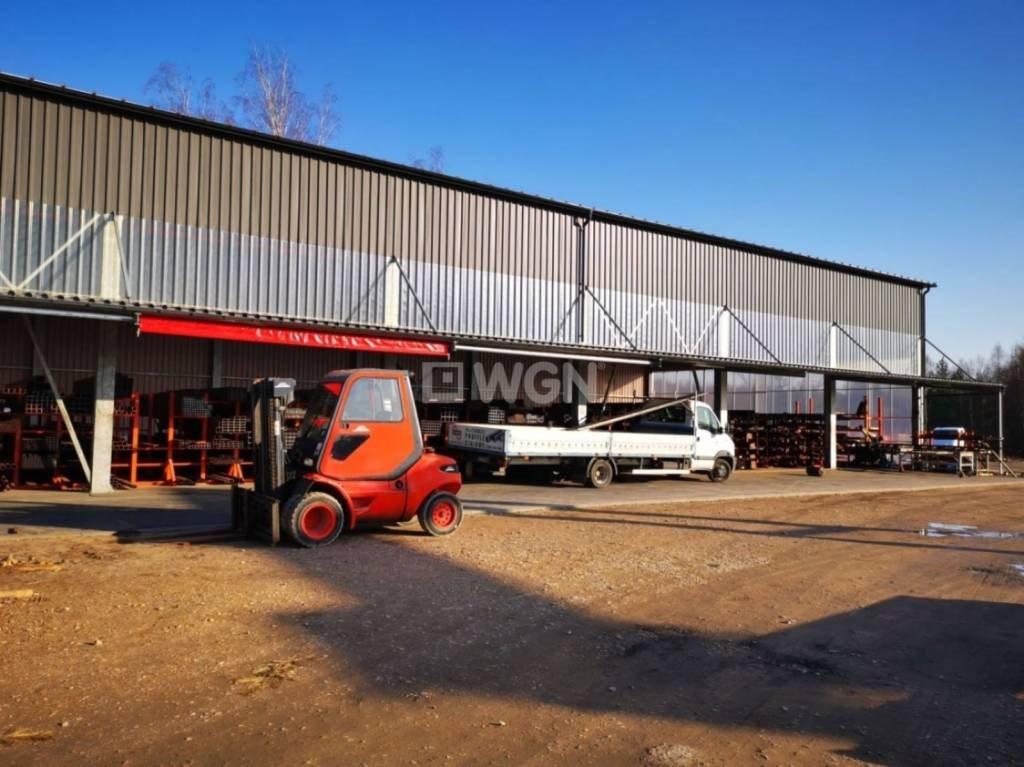 Lokal użytkowy na sprzedaż Kolonia Klepaczka, Transportowa  540m2 Foto 2