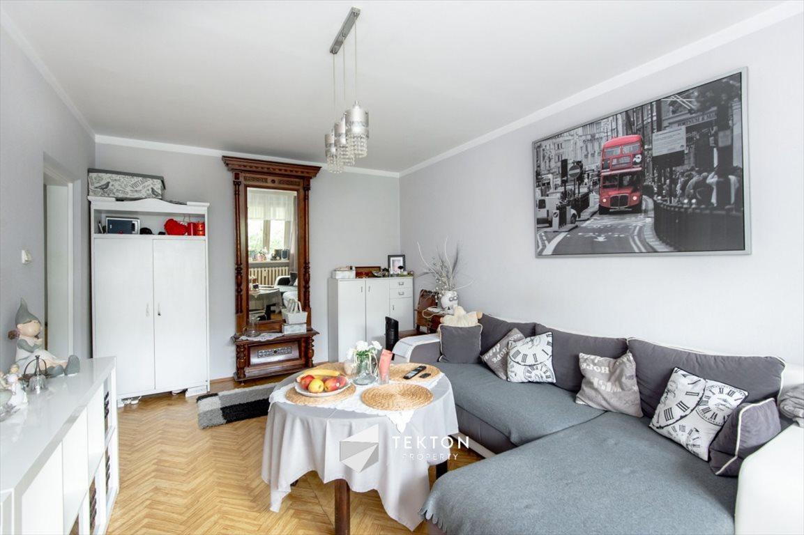 Mieszkanie dwupokojowe na sprzedaż Poznań, Rataje, Rusa  46m2 Foto 2