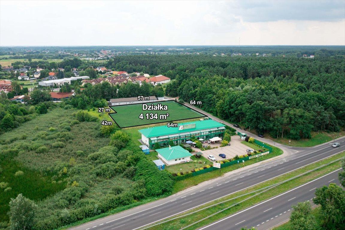 Działka przemysłowo-handlowa na sprzedaż Marki, Pólko  4134m2 Foto 1