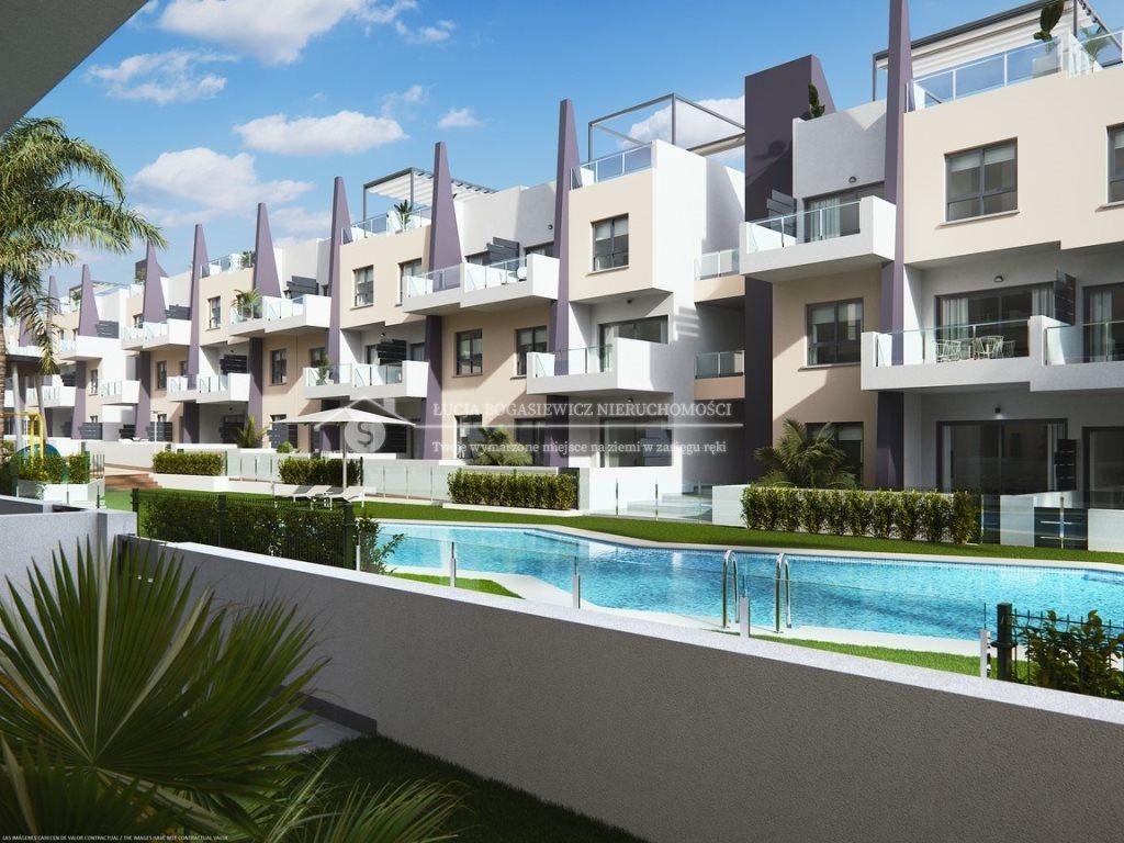 Mieszkanie dwupokojowe na sprzedaż Costa Blanca, Orihuela Costa  80m2 Foto 5