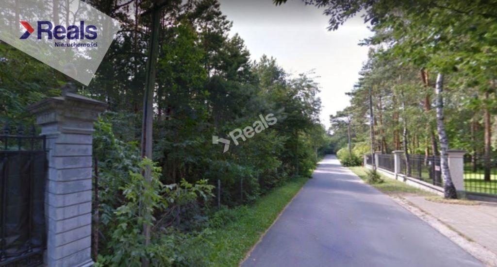 Działka leśna z prawem budowy na sprzedaż Konstancin-Jeziorna  3252m2 Foto 1