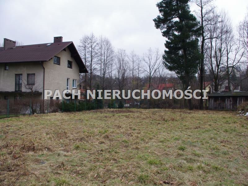 Działka budowlana na sprzedaż Bielsko-Biała, Cygański Las  1153m2 Foto 1