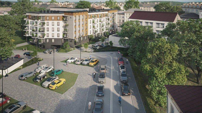 Mieszkanie trzypokojowe na sprzedaż Legnica, Tarninów, Złotoryjska  56m2 Foto 2