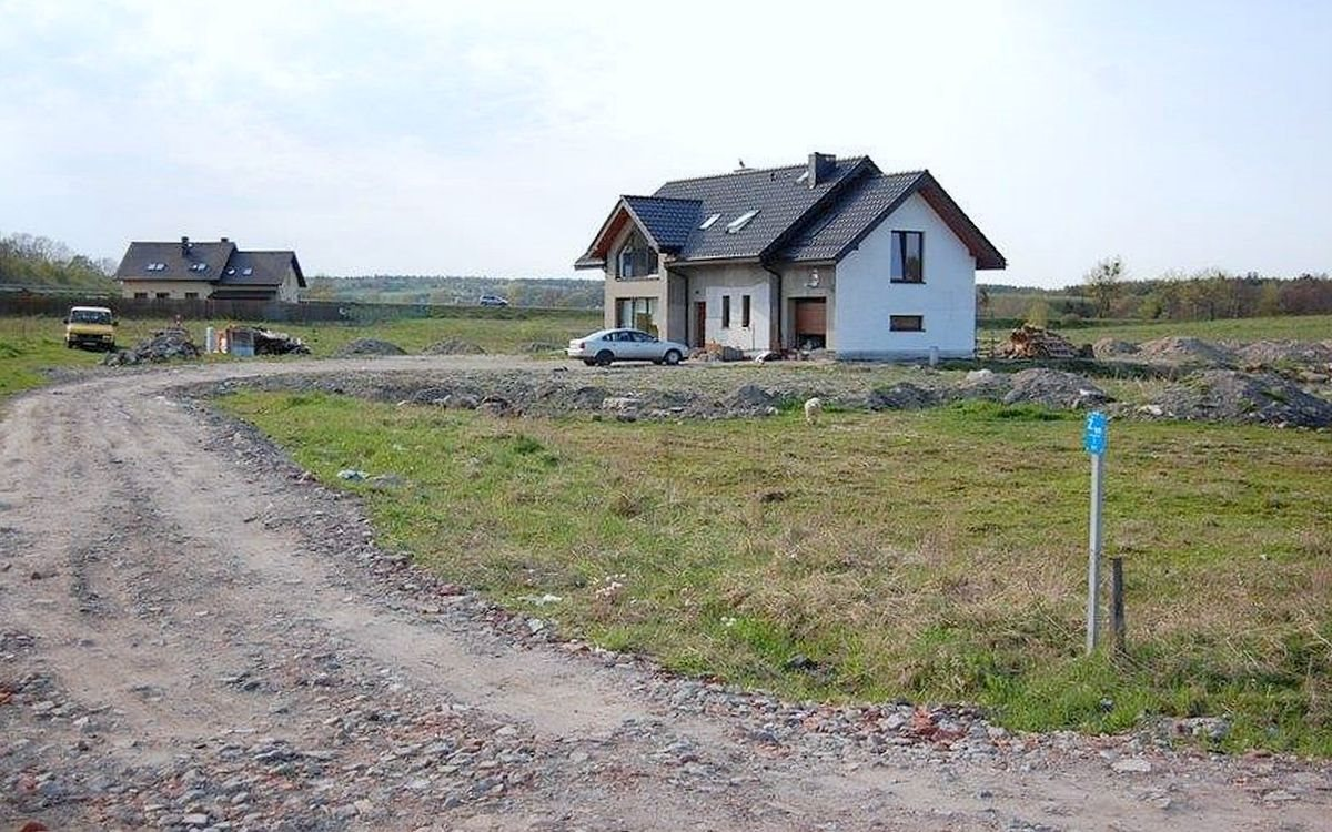 Działka budowlana na sprzedaż Czapielsk, Pelargonii  3026m2 Foto 9