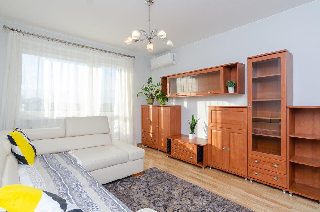Mieszkanie dwupokojowe na wynajem Warszawa, Białołęka, Książkowa  54m2 Foto 1