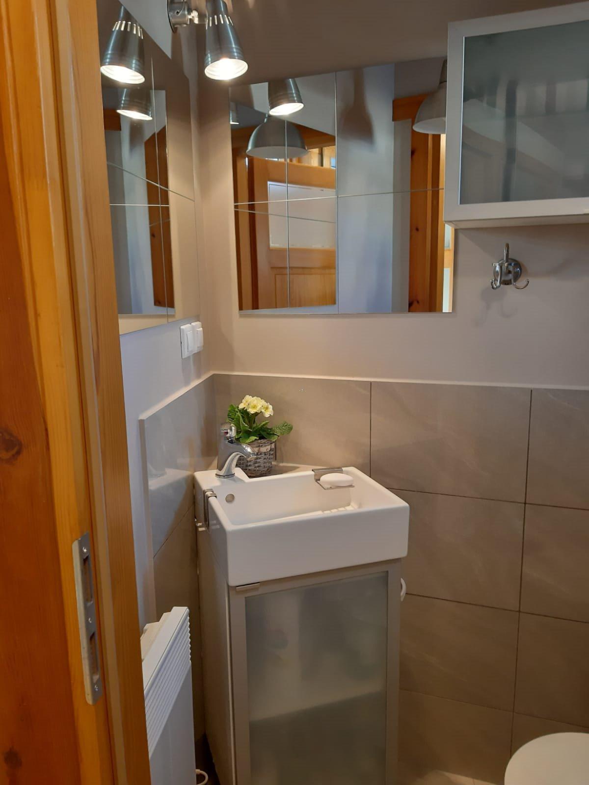 Dom na sprzedaż Nowa Iwiczna, Krzywa Iwiczna, Krążek  53m2 Foto 6