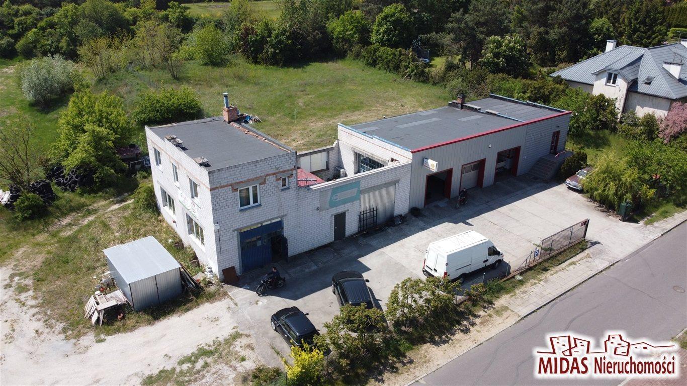 Lokal użytkowy na sprzedaż Nowa Wieś  463m2 Foto 2
