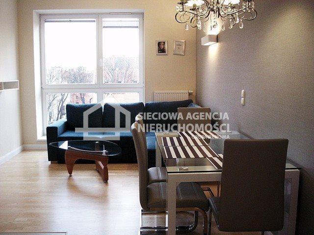 Mieszkanie dwupokojowe na wynajem Gdańsk, Stare Miasto, Tandeta  49m2 Foto 3